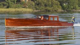 Classic Boat Show, Halvsalongsbat av Henning Forslund, bild
