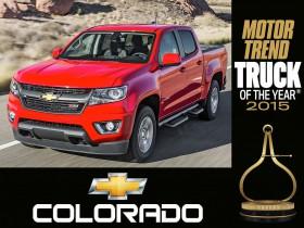En stor och lagom stark 3 - Chevrolet Colorado