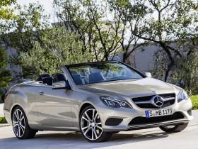 Mercedes E-klass Cabriolet