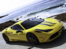 Ferrari 458 Speciale V8 1