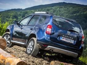 Dacia Duster 4x4 2