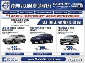 Den perfekta bilresan 6 - Volvo Village