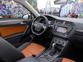 Volkswagen Tiguan TDI GT 5