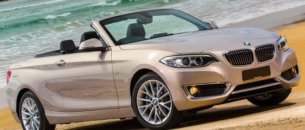 BMW 2-serie Cabriolet