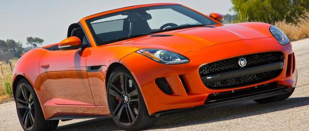 Jaguar F-Type Cabriolet