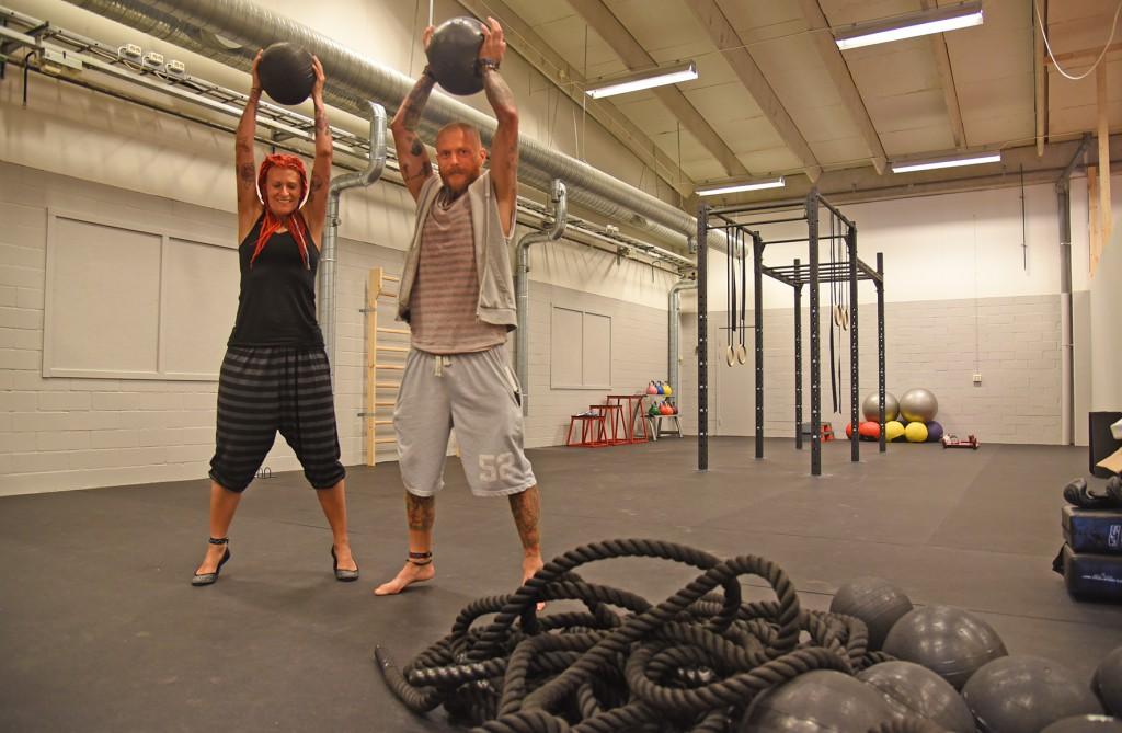 Gymfabriken cross-fit